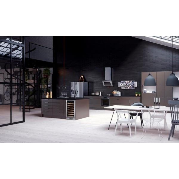 temptech vinskap vwcr30ss 30 fl 38 cm st l en sone. Black Bedroom Furniture Sets. Home Design Ideas