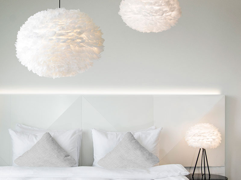 Alle nye Eos lampe hvit XL - Homestore.no NC-66